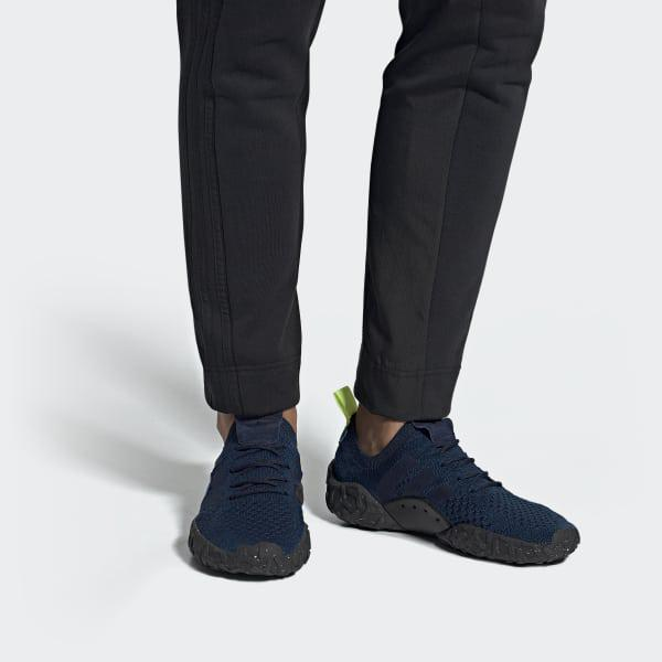 online retailer 80f46 98de0 Adidas - Blue F22 Primeknit Shoes for Men - Lyst. View fullscreen