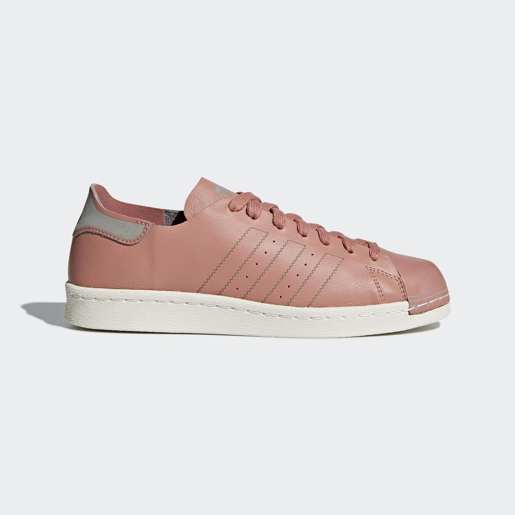 159a38ee797 adidas Superstar 80s Decon Shoes in Pink - Lyst