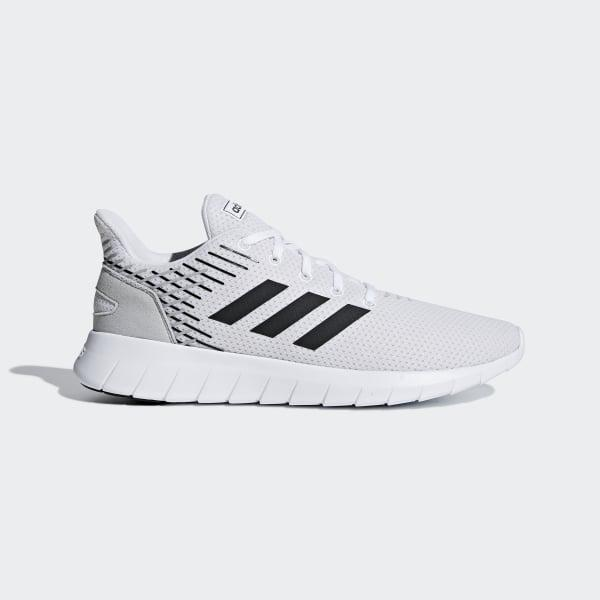 factory authentic abdb7 547d1 adidas. Mens White Asweerun Shoes