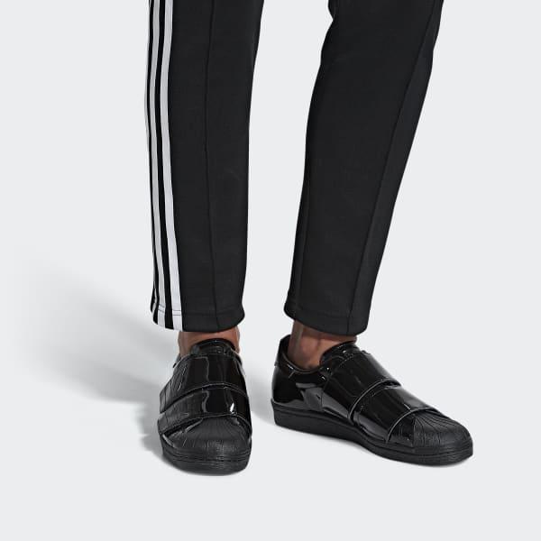 7773a1ba28d Adidas - Black Superstar 80s Cf Shoes - Lyst. View fullscreen