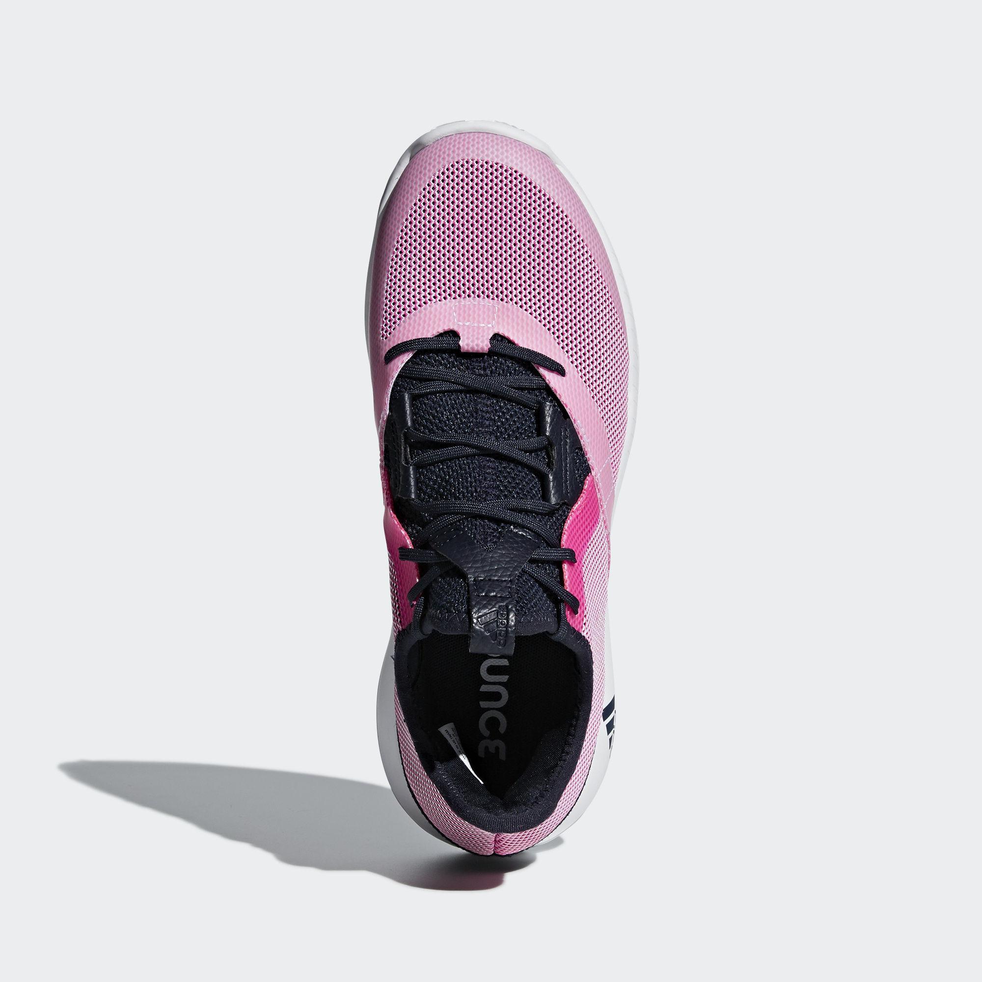 9cb4fe786 Adidas - Pink Adizero Defiant Bounce W - Lyst. View fullscreen