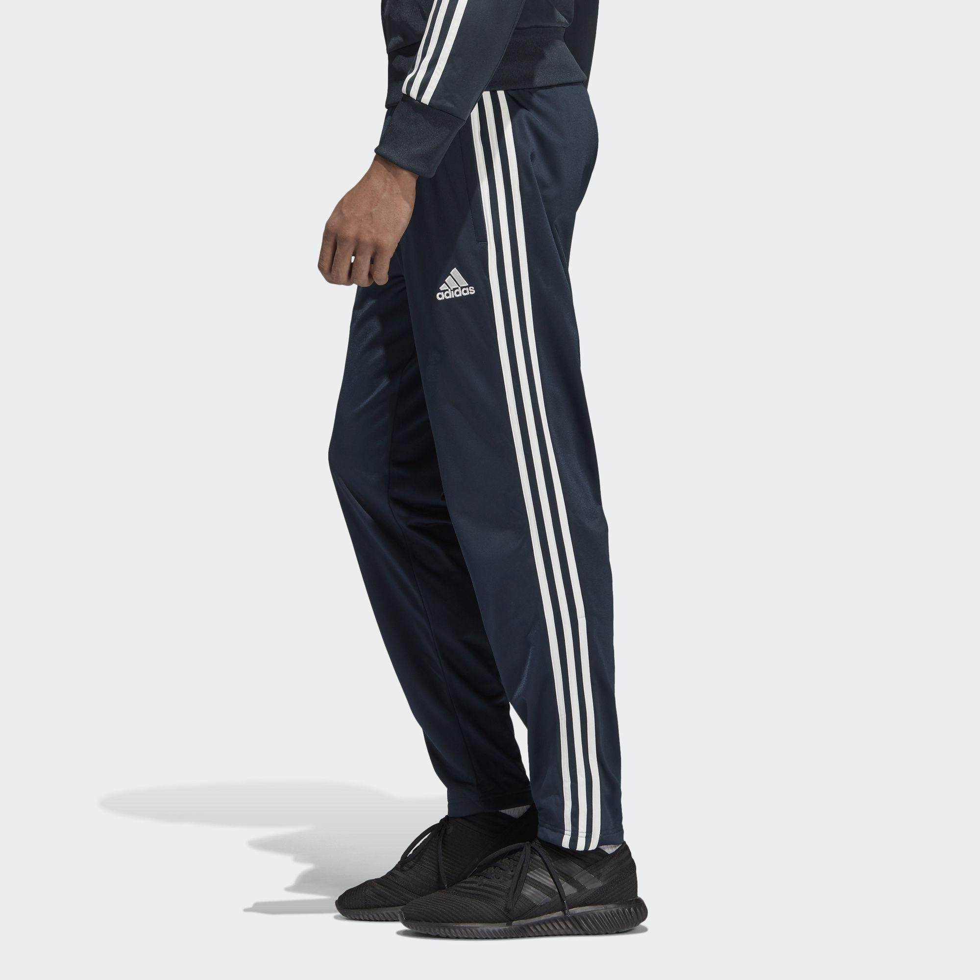 118f439da4fee8 adidas Real Madrid Polyester Pants in Blue for Men - Lyst