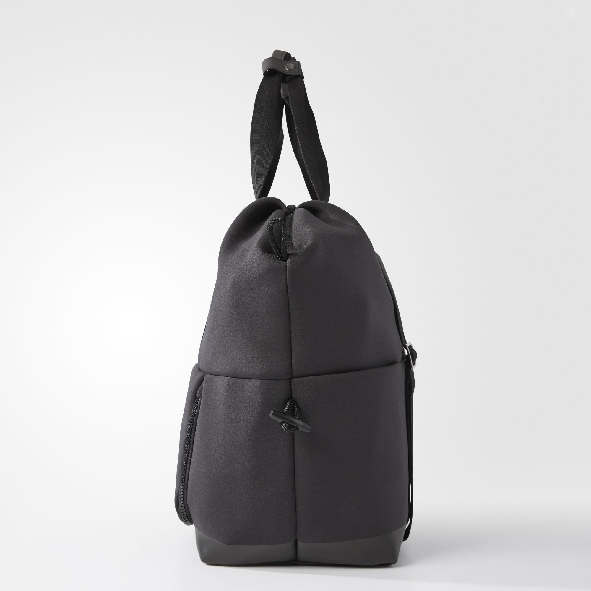 f38381f0fe5 Lyst - adidas Favorite Tote Bag in Black