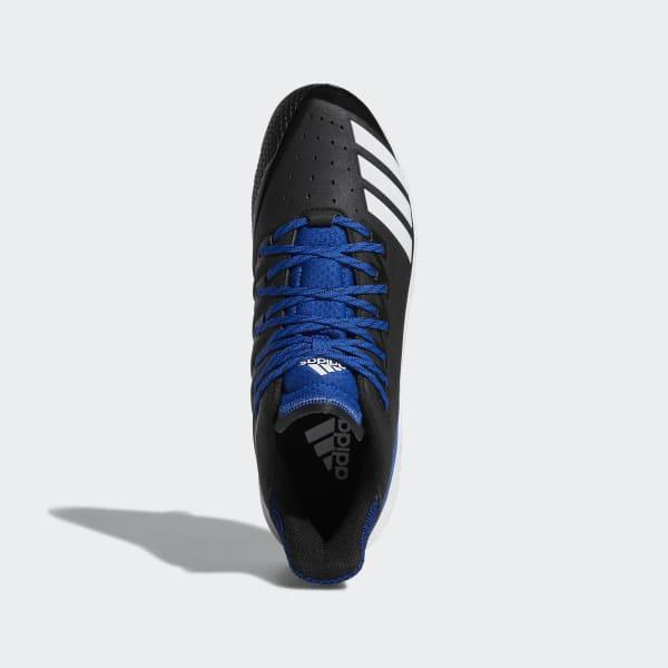 reputable site ccc64 91fbf Lyst - adidas Icon Bounce Cleats in Black for Men