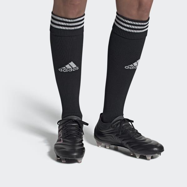 Adidas - Black Copa 19.1 Firm Ground Cleats - Lyst. View fullscreen ba73cfcf2