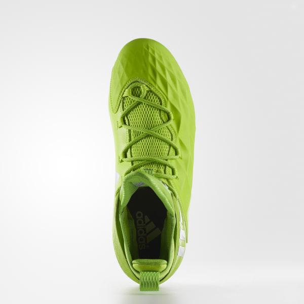 the latest 177b3 26441 Adidas - Green Freak Lax Mid Cleats for Men - Lyst. View fullscreen