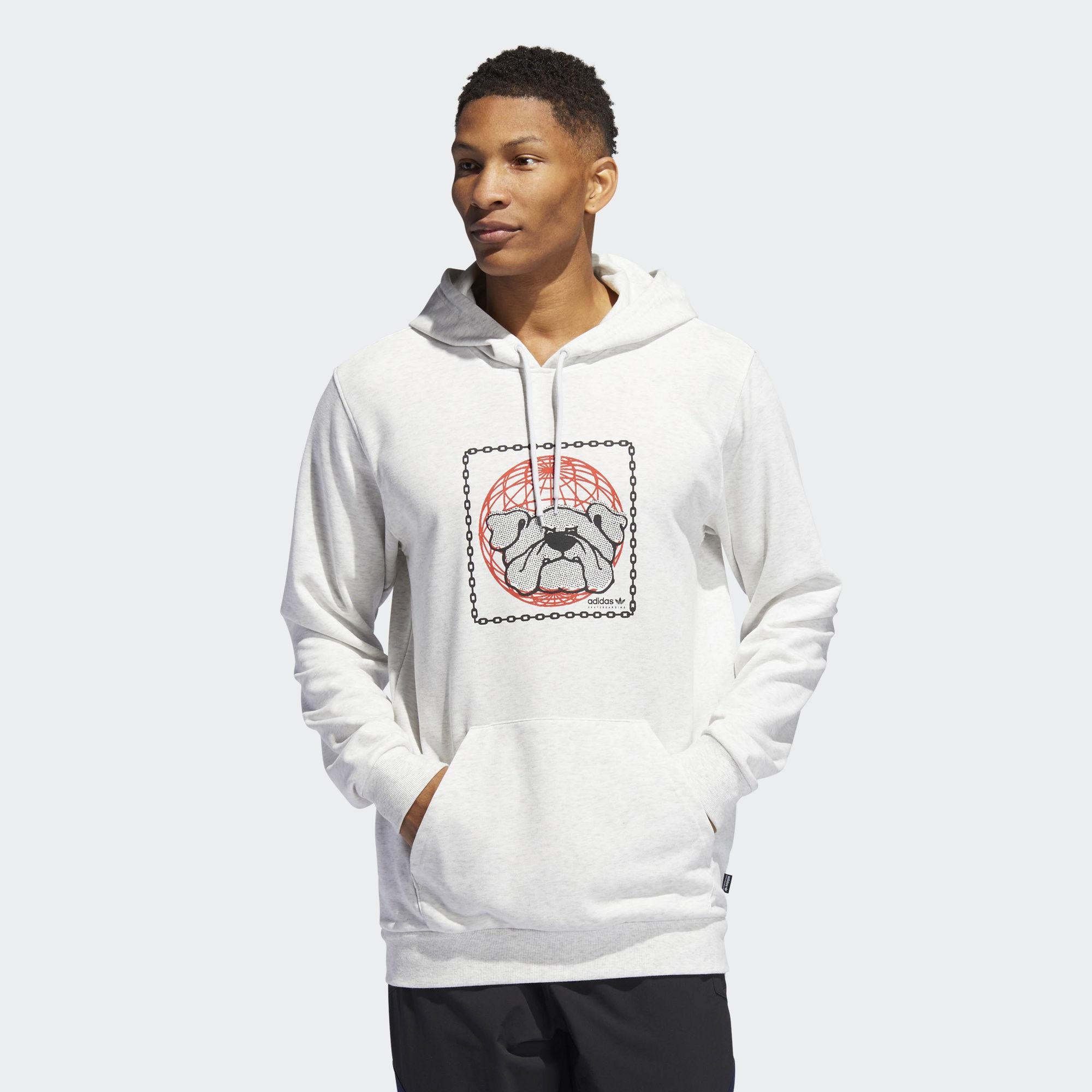 f3edf06a89ab Adidas - Multicolor Dunckley Hoodie for Men - Lyst. View fullscreen