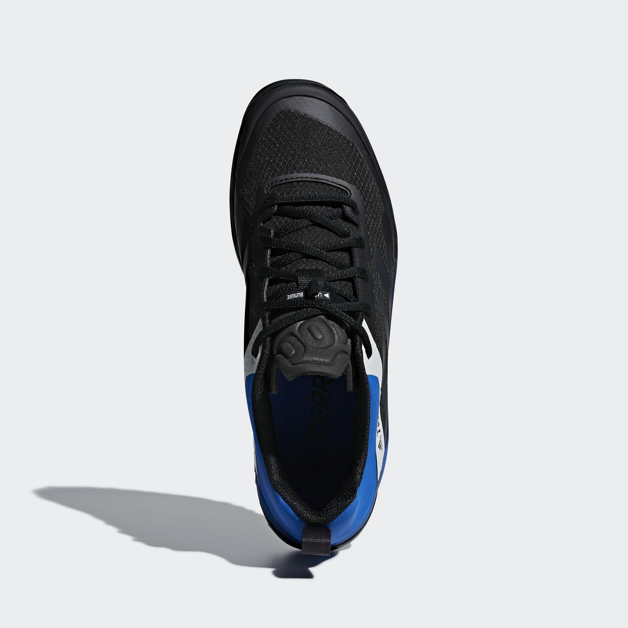 8074e40cd026 Adidas - Black Terrex Trail Cross Sl Shoes for Men - Lyst. View fullscreen