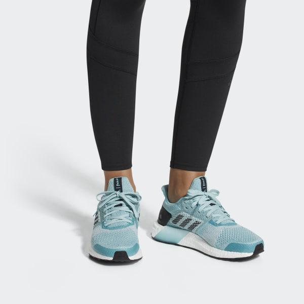 the latest 9e410 903e0 Adidas - Blue Ultraboost St Parley Shoes - Lyst. View fullscreen