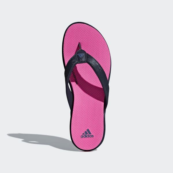 c9b8529bb Adidas - Blue Cloudfoam One Thong Sandals for Men - Lyst. View fullscreen