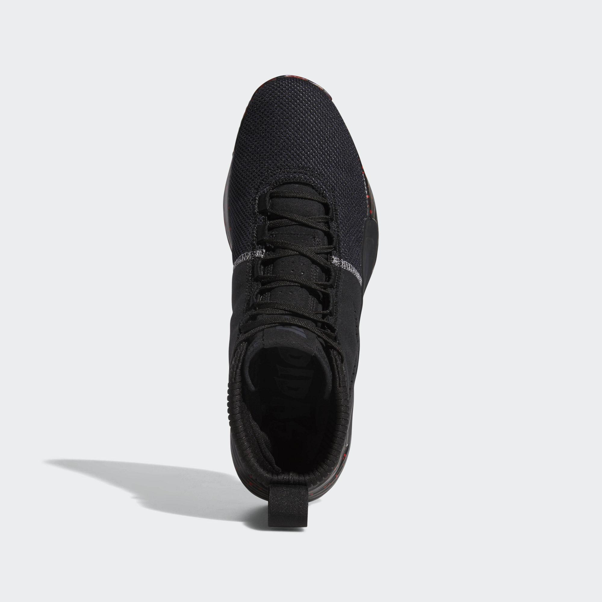 online store ed083 06fdc Adidas - Black Dame 5 Shoes for Men - Lyst. View fullscreen