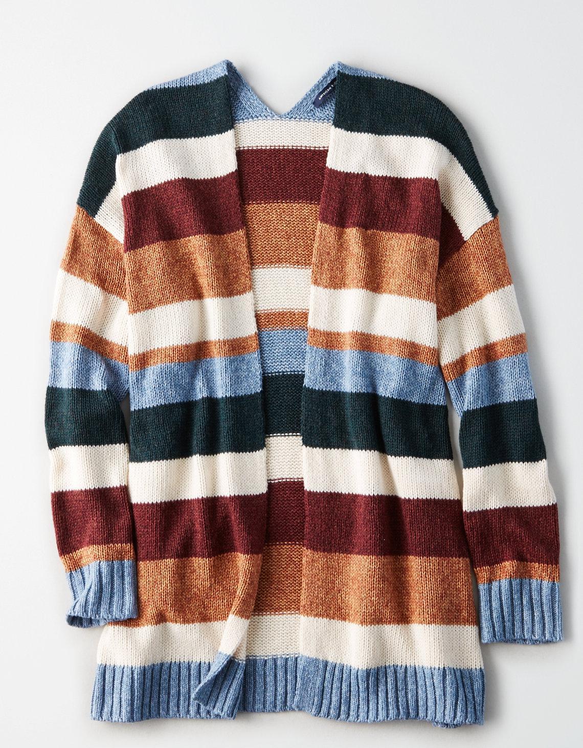 Ae Dip Dye Crew Neck Sweatshirt By American Eagle
