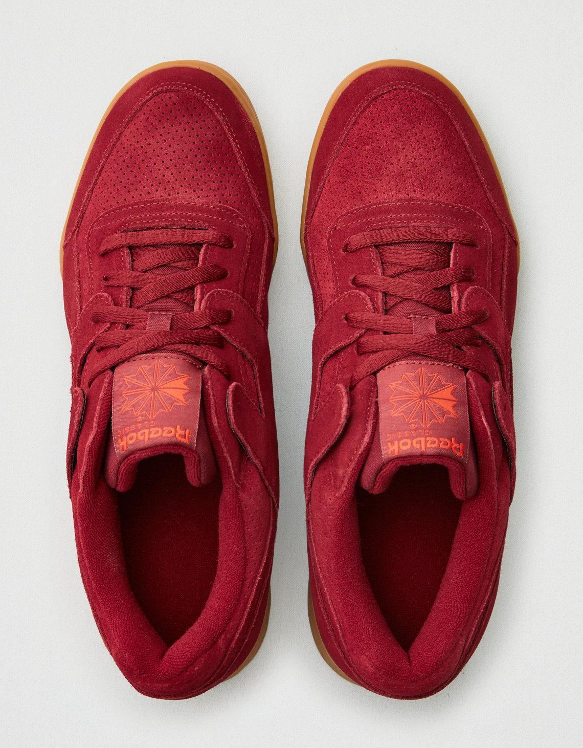 Lyst - American Eagle Reebok Workout Plus Mu Sneaker in Red for Men e827728c3813