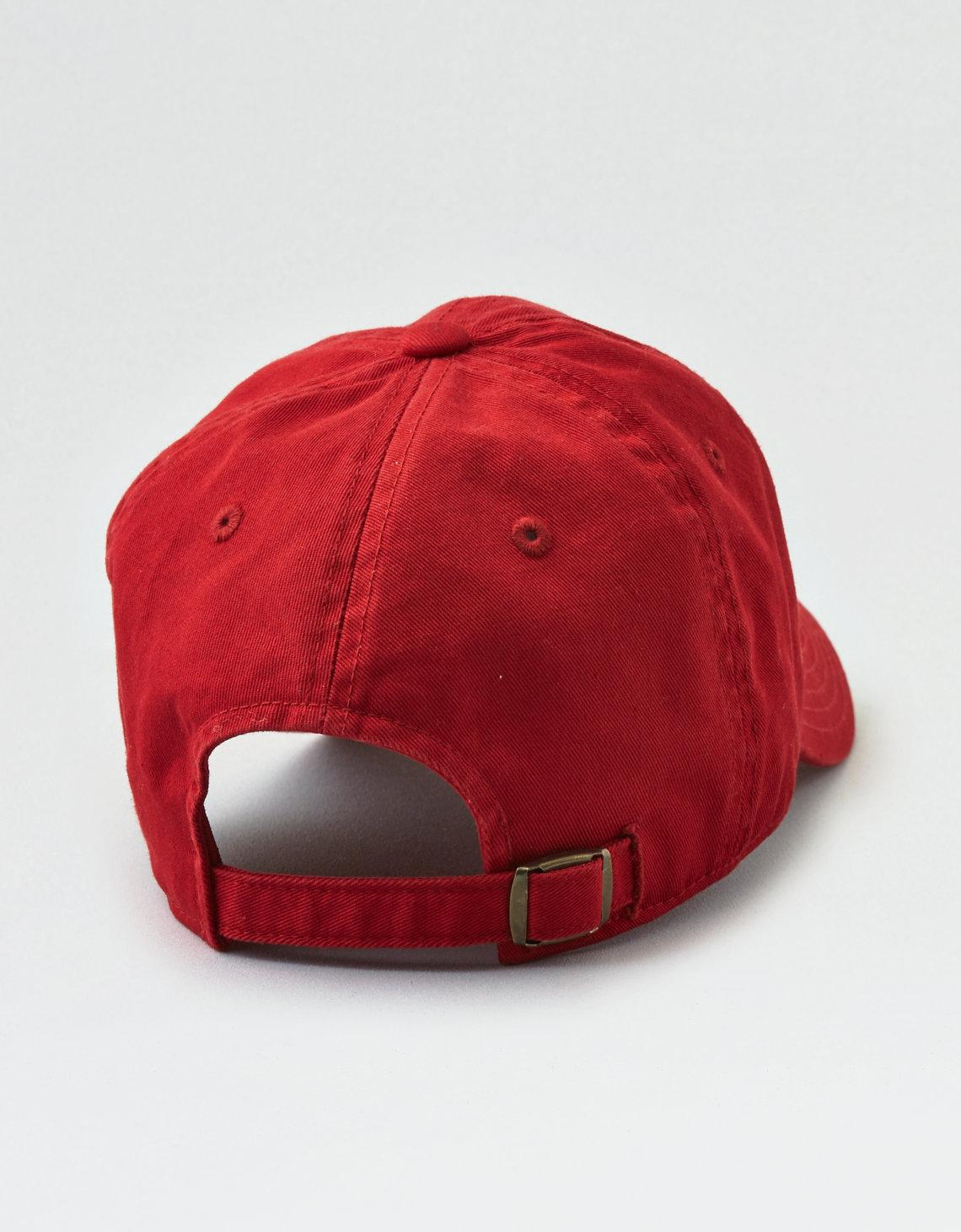 6f190b3e93b Lyst - American Eagle American Needle Nyy Baseball Hat in Red