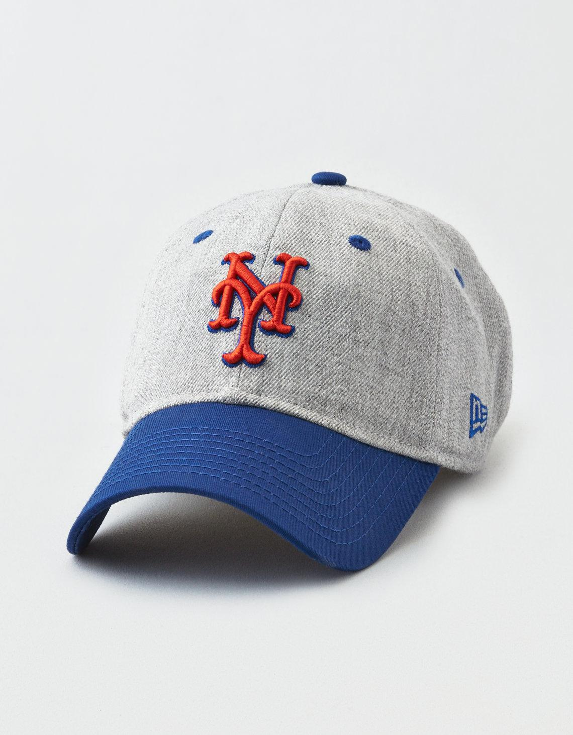 60a6a8f0676 Tailgate. Women s Gray Limited-edition New Era X Ny Mets Baseball Hat.  30  From American Eagle