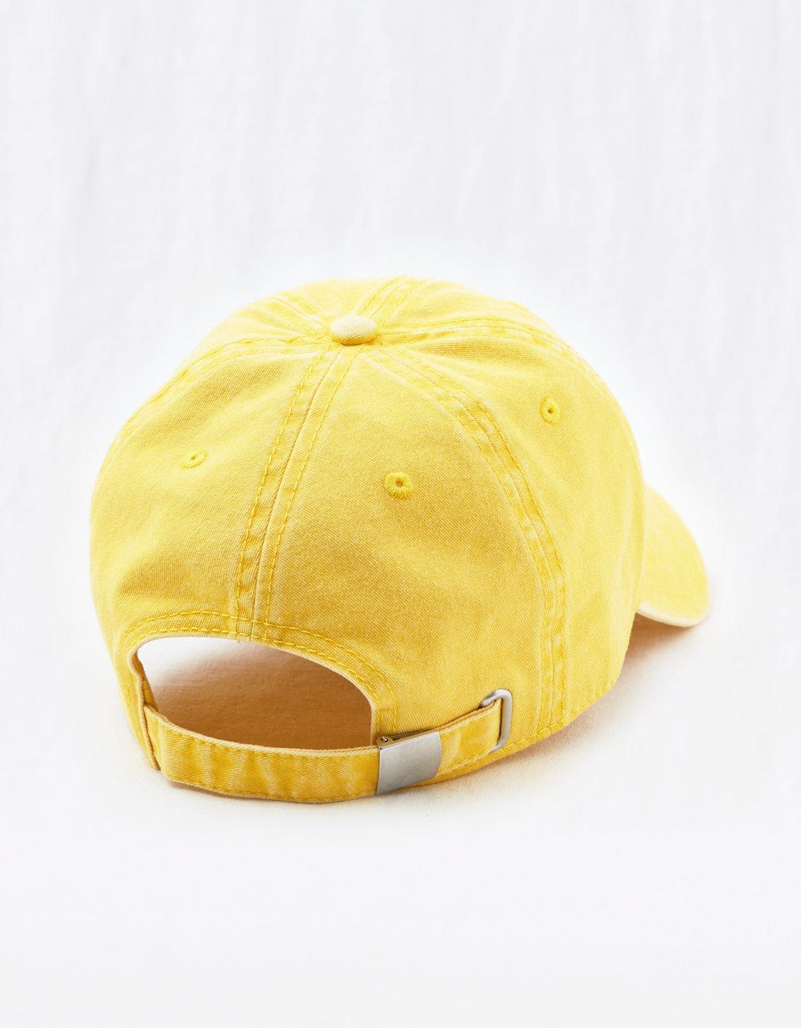 Lyst - American Eagle Baseball Hat in Yellow for Men 821345a4f3d5