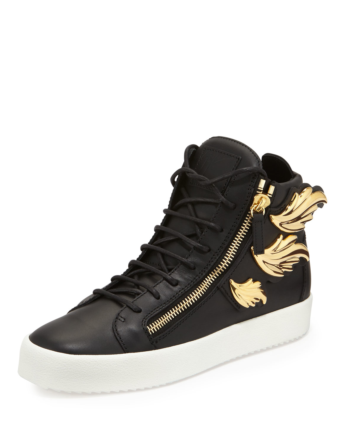 giuseppe zanotti gz men high-top shoes sneakers