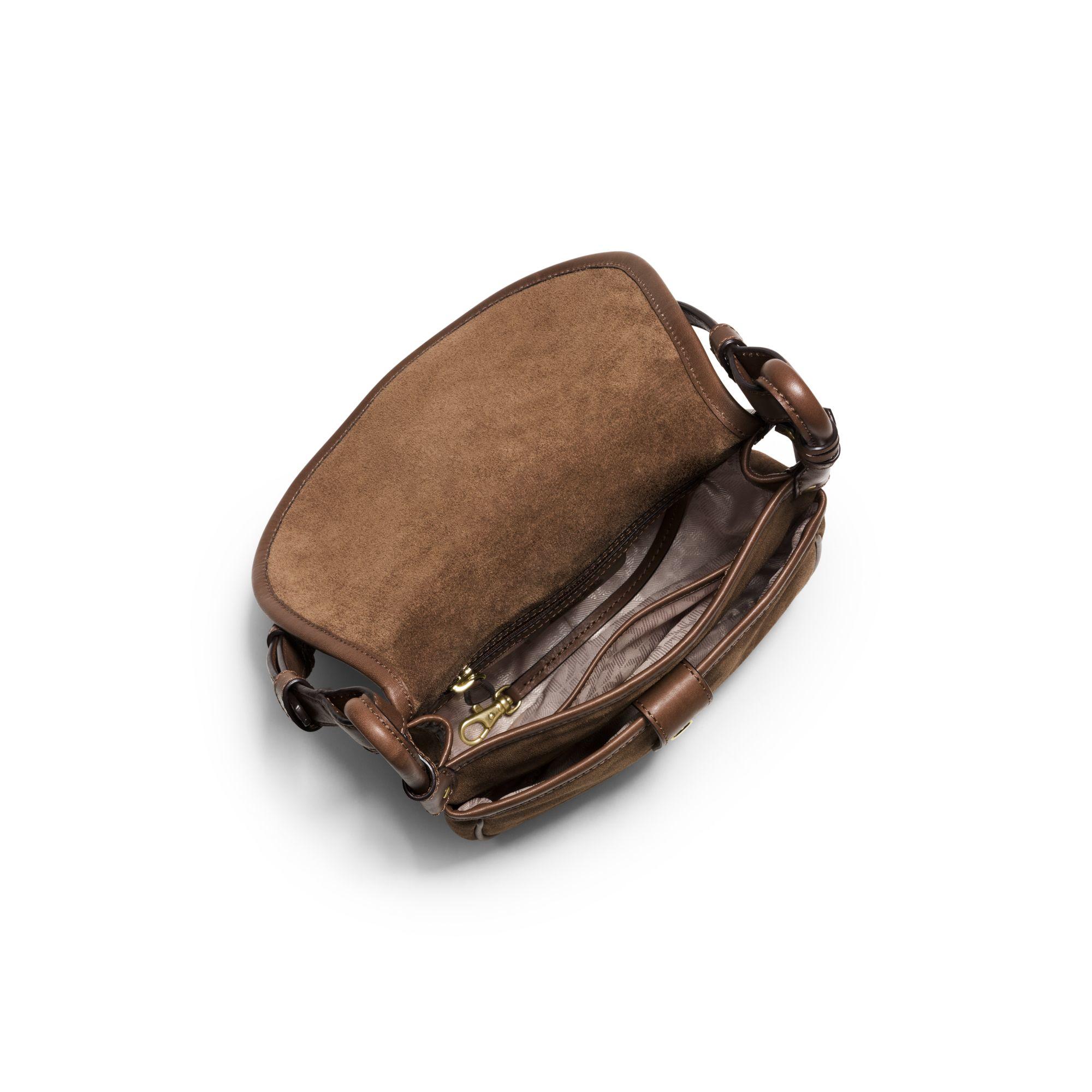 46cb47a2cbd940 denmark michael kors satchel handbags black d7287 44c0e; get bag in brown  lyst michael kors jamie medium suede crossbody in brown lyst 5d06b a1954