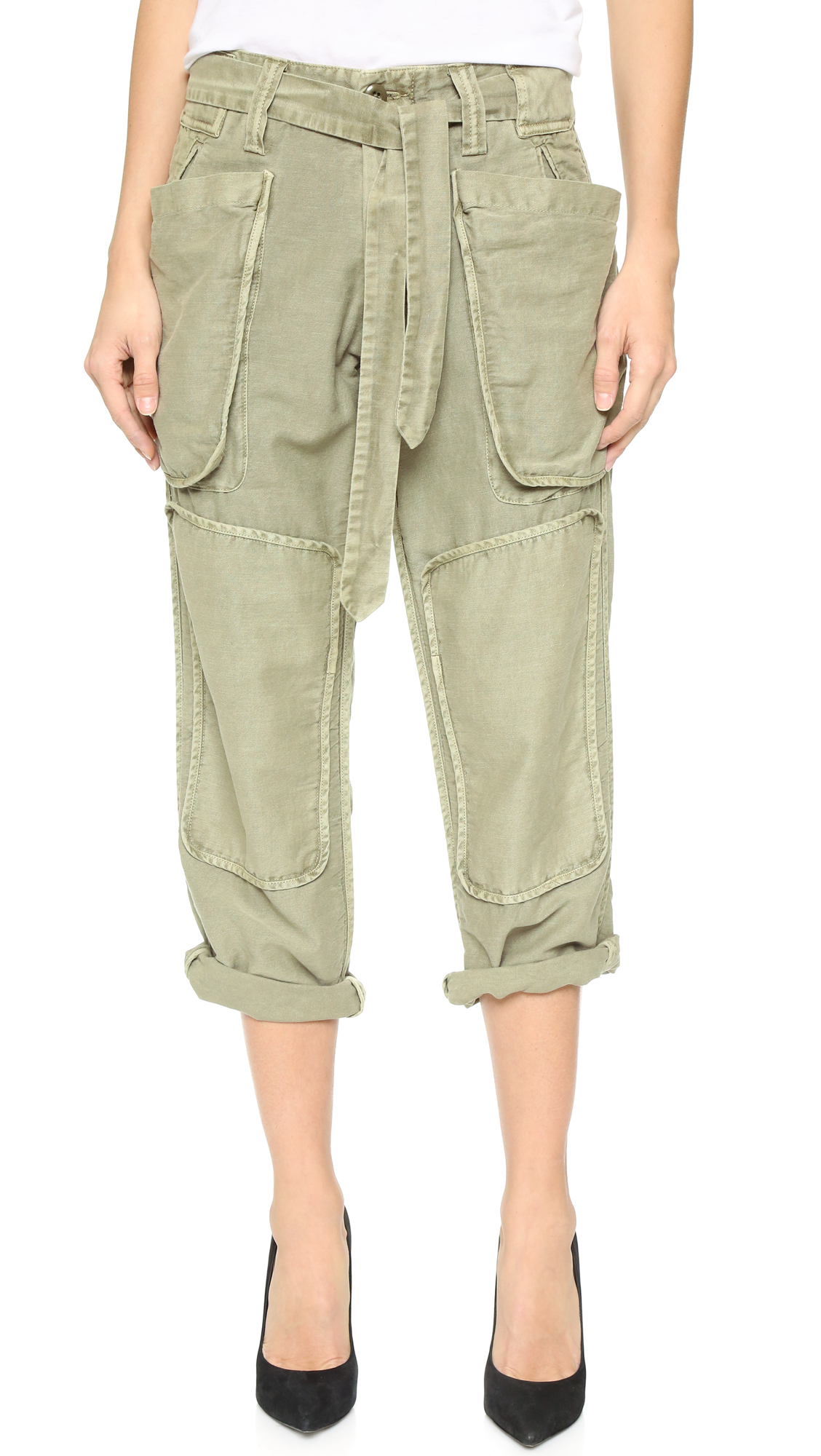 TROUSERS - Bermuda shorts NLST Clearance Purchase egsXWNp7