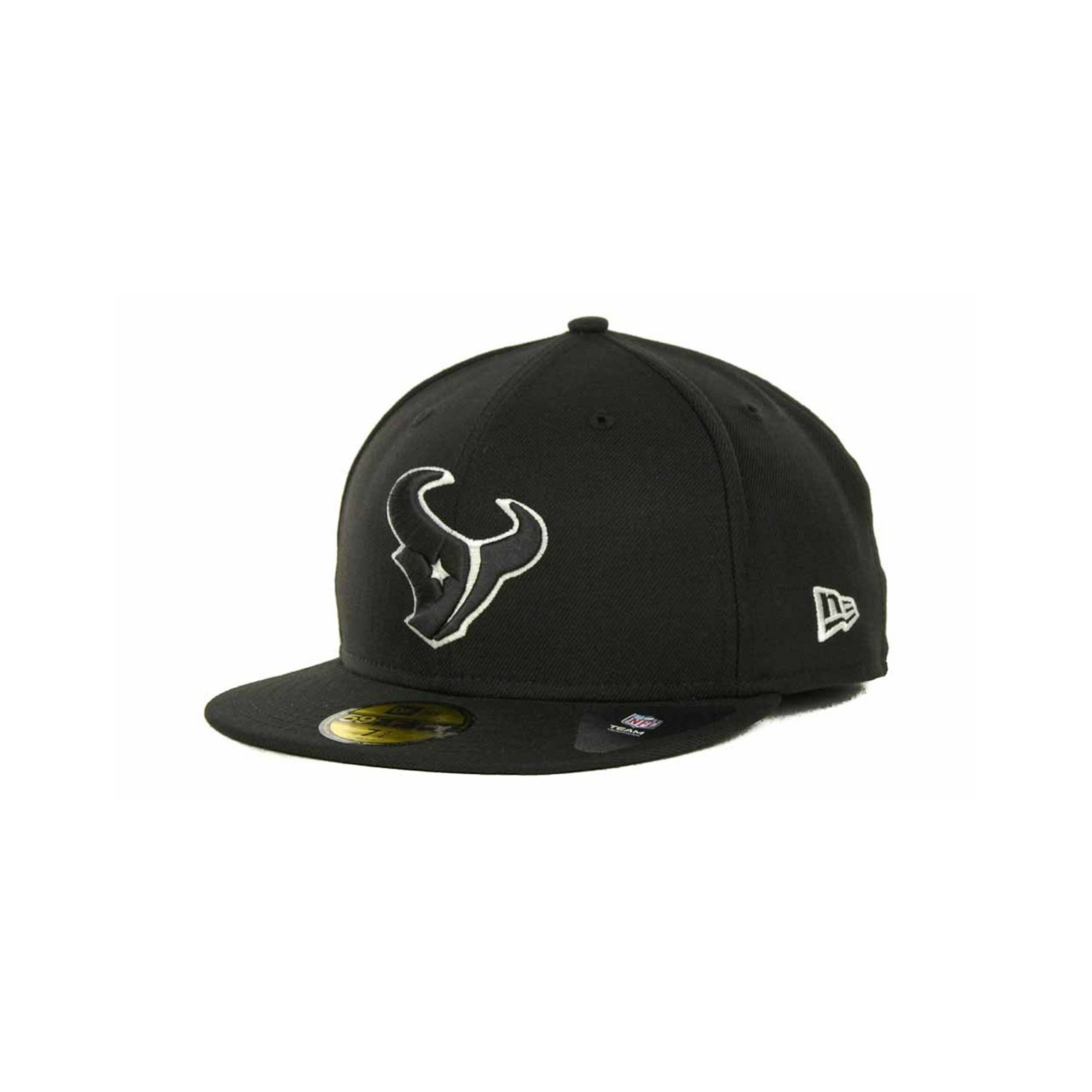Men S Houston Texans New Era Gold Collection 59fifty