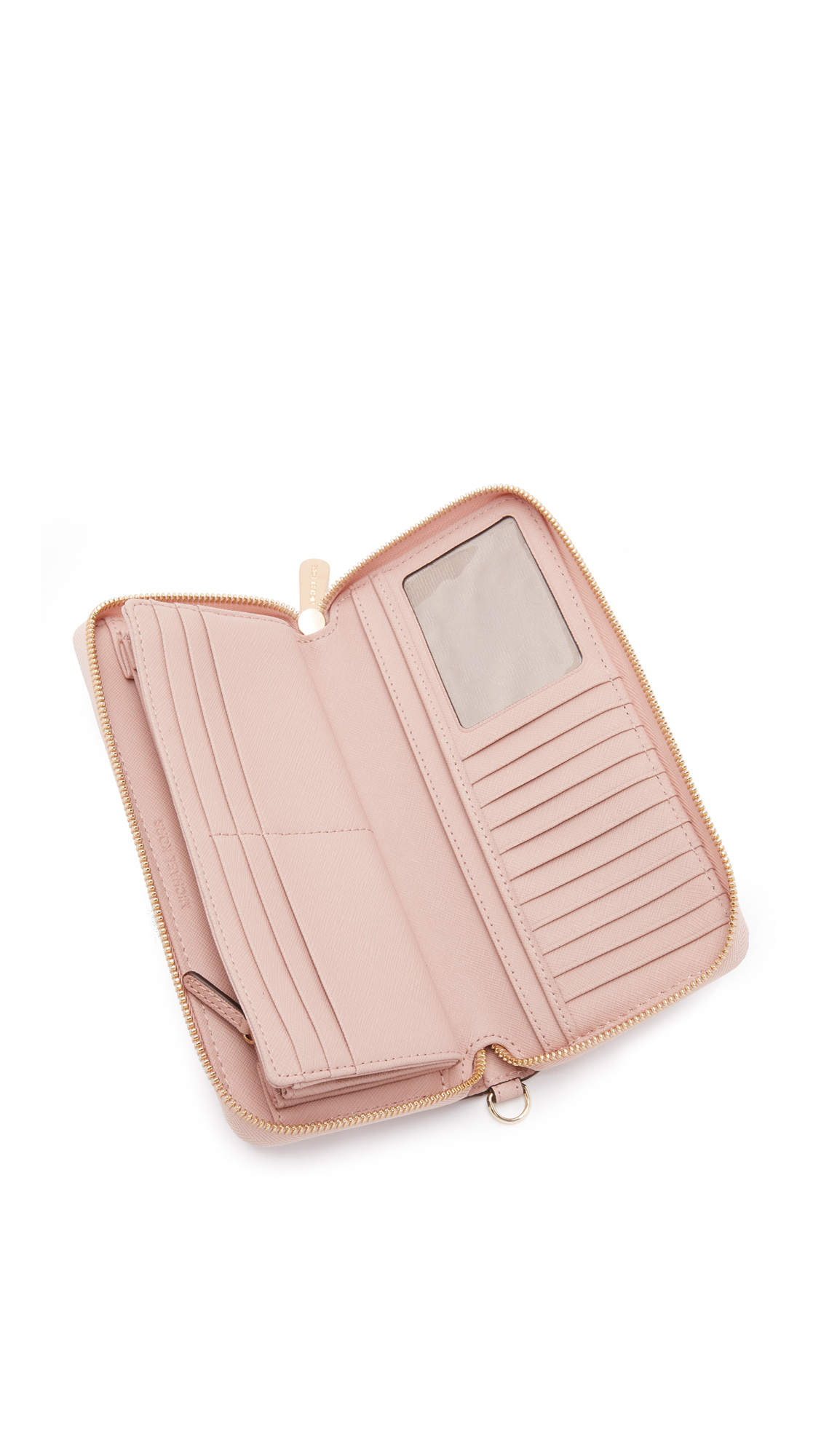 bbd0c497d2e3 MICHAEL Michael Kors Jet Set Large Phone Case Wallet - Ballet in ...
