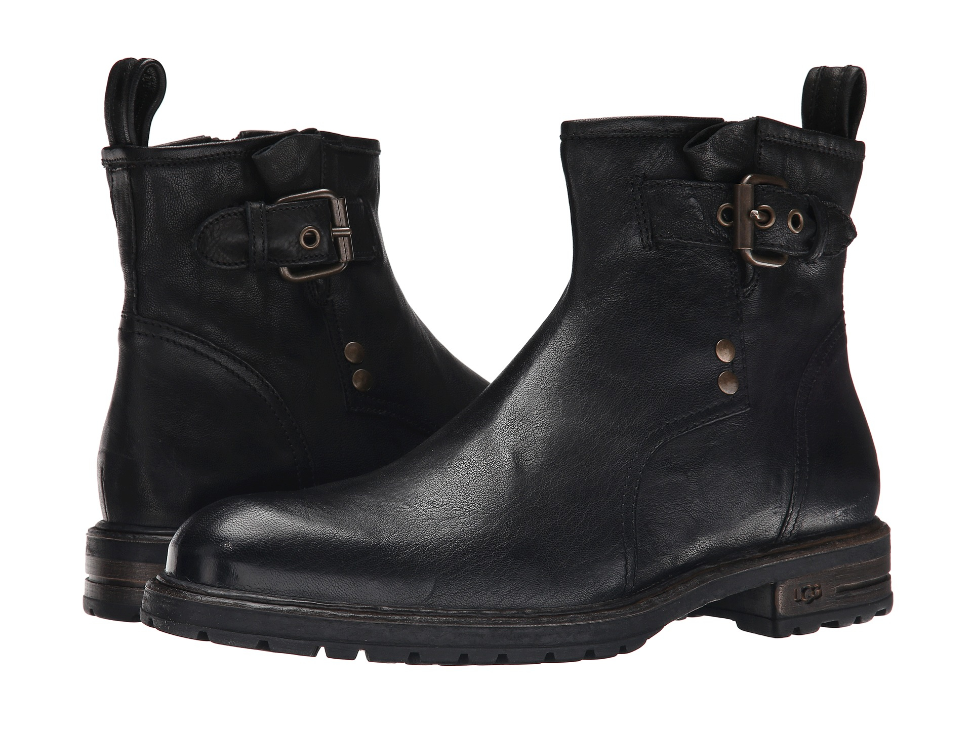 Mens Boots UGG Collection Nicolo Black