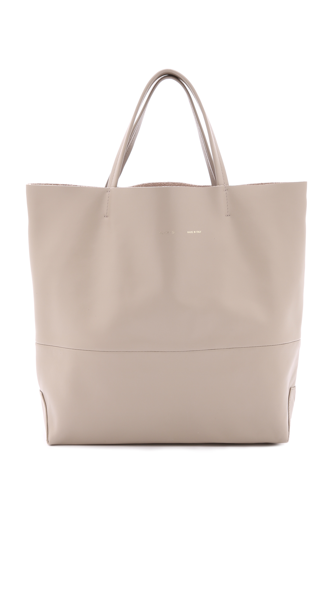 Alice D Medium Bag Taupe In Brown Lyst