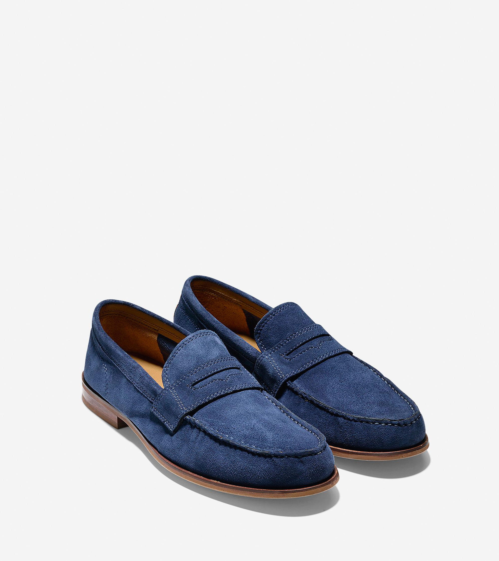 Sperry men's slip-on shoes are available in an array of styles, including sleek venetian leather loafers, one-eye loafers, penny loafers, drivers, oxfords, and more. These easy-wear slip-on shoes for men at Sperry are made from materials like canvas, leather, and suede to suit your tastes.