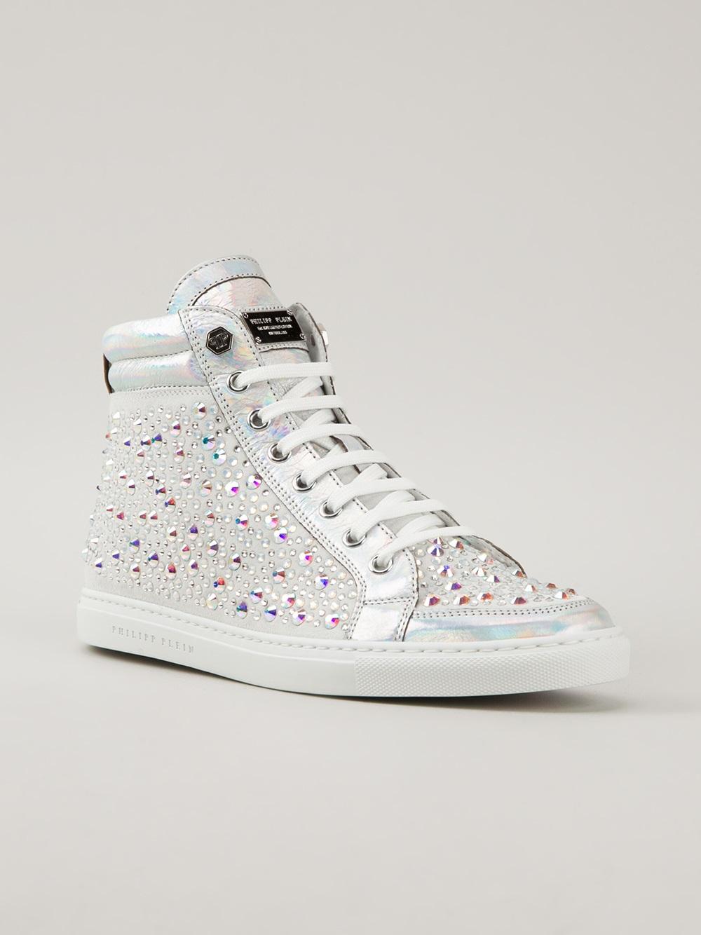 Full Of Crystal sneakers - White Philipp Plein iyzTZ8