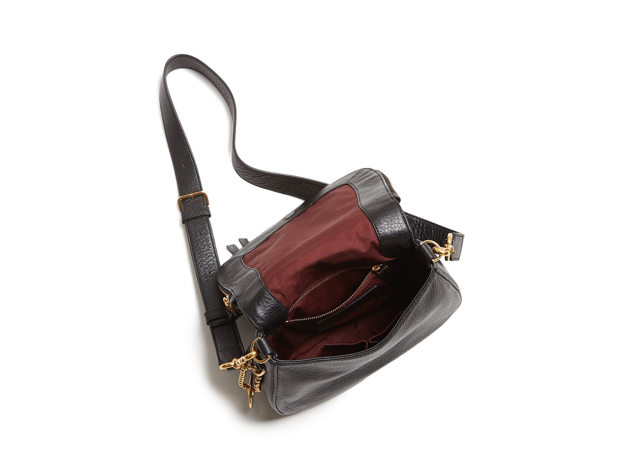 fea88c6b95fb Gallery. Previously sold at  Bloomingdale s · Women s Saddle Bags