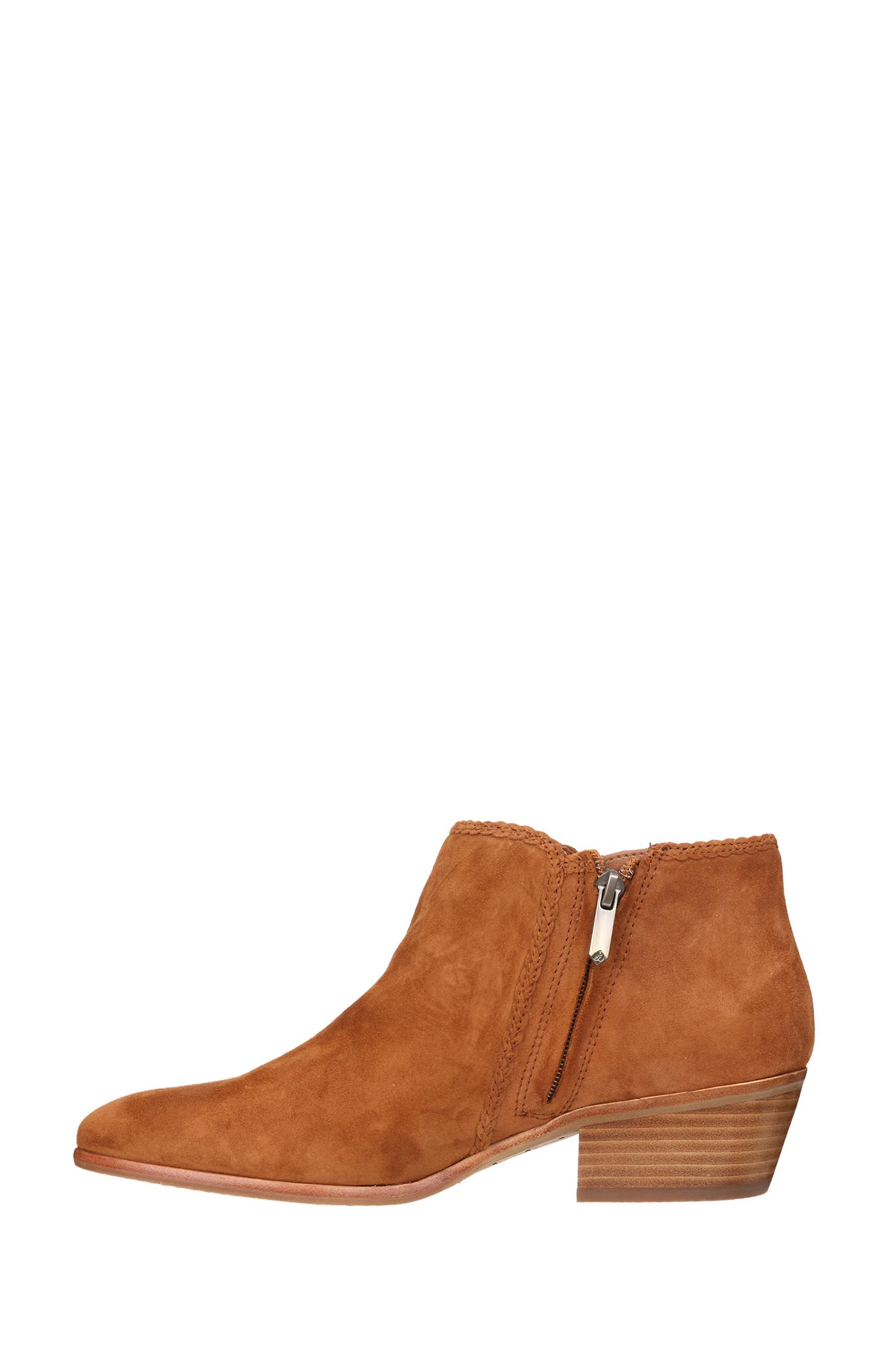 sam edelman boots in brown lyst