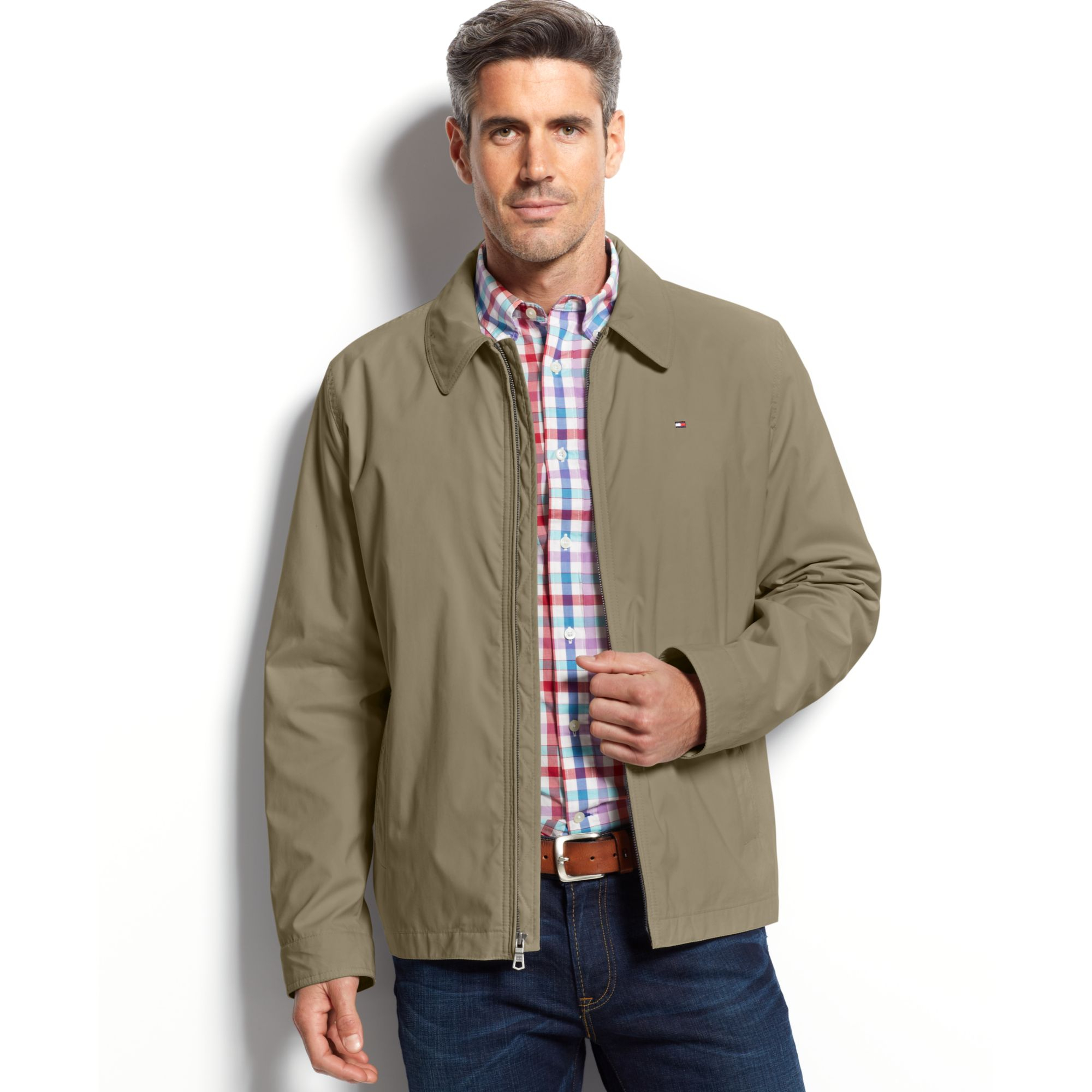 c30923cc22a Tommy Hilfiger Microtwill Jacket - Equata.Org The Best Jacket 2018