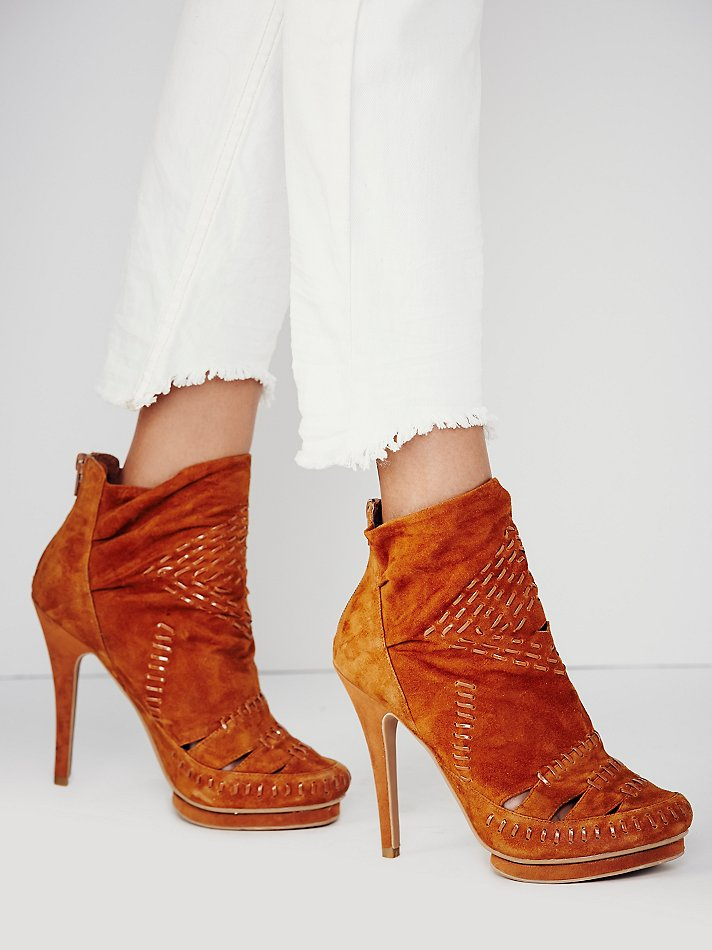 Lyst Free People Jeffrey Campbell Womens Ivy Woven