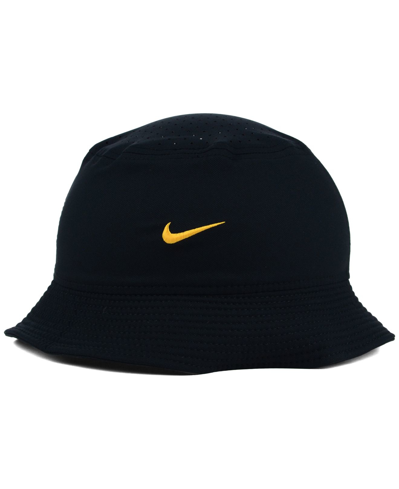 c5da389dec3 ... denmark lyst nike iowa hawkeyes vapor bucket hat in black for men bf4d1  d1490