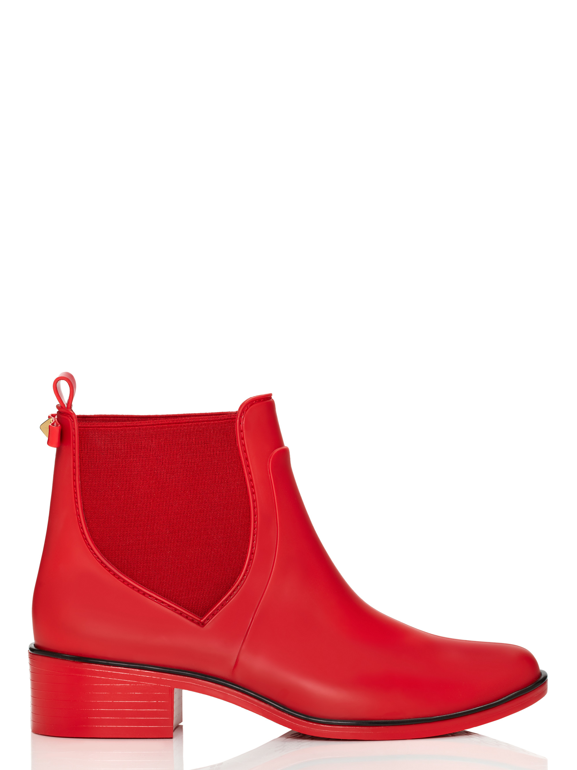 Lyst - Kate Spade Sedgewick Rain Boots In Red-3571