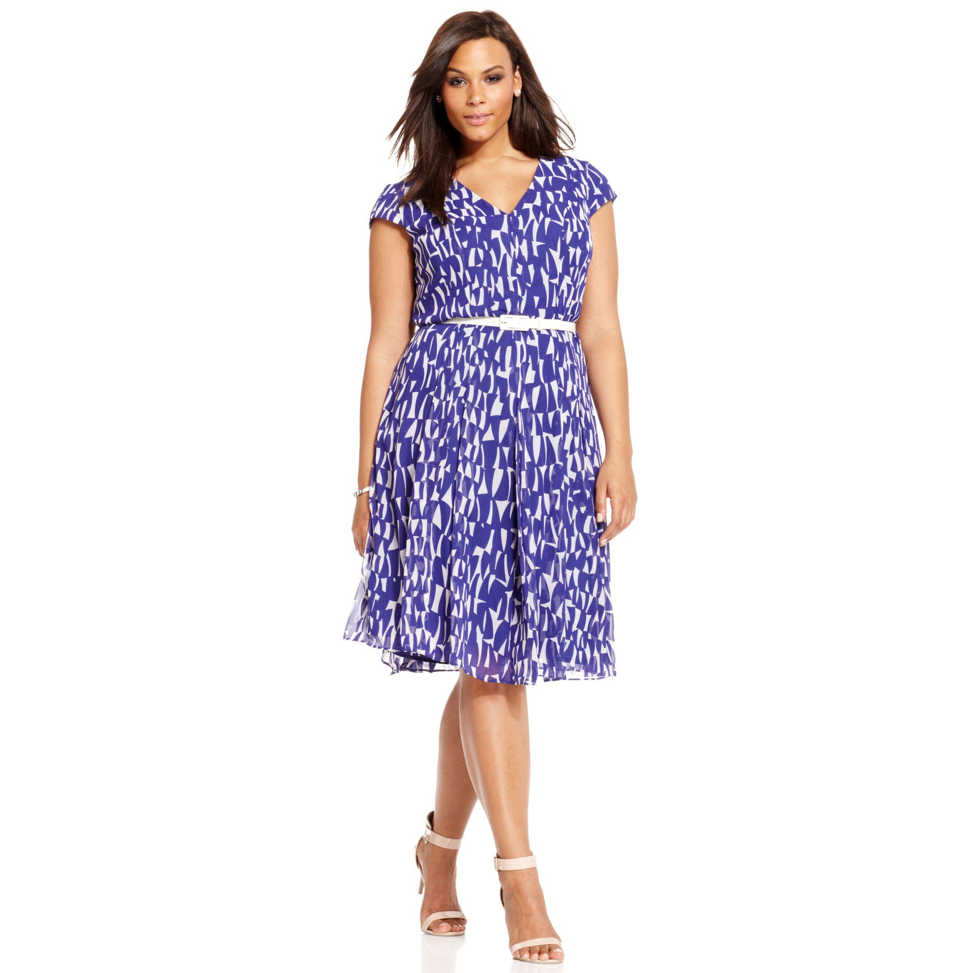 HD wallpapers plus size anne klein dresses