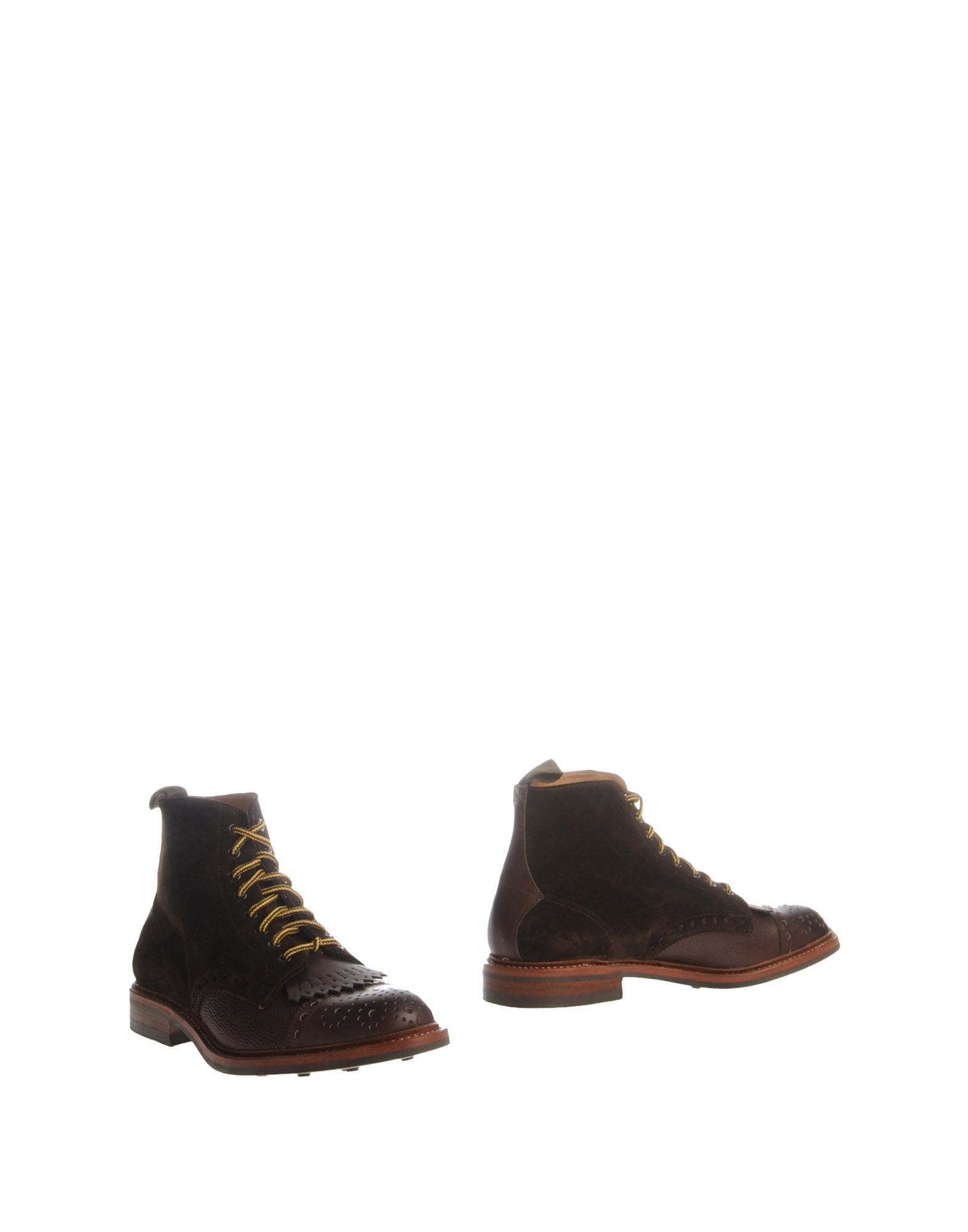 ndc ankle boots in brown for brown lyst