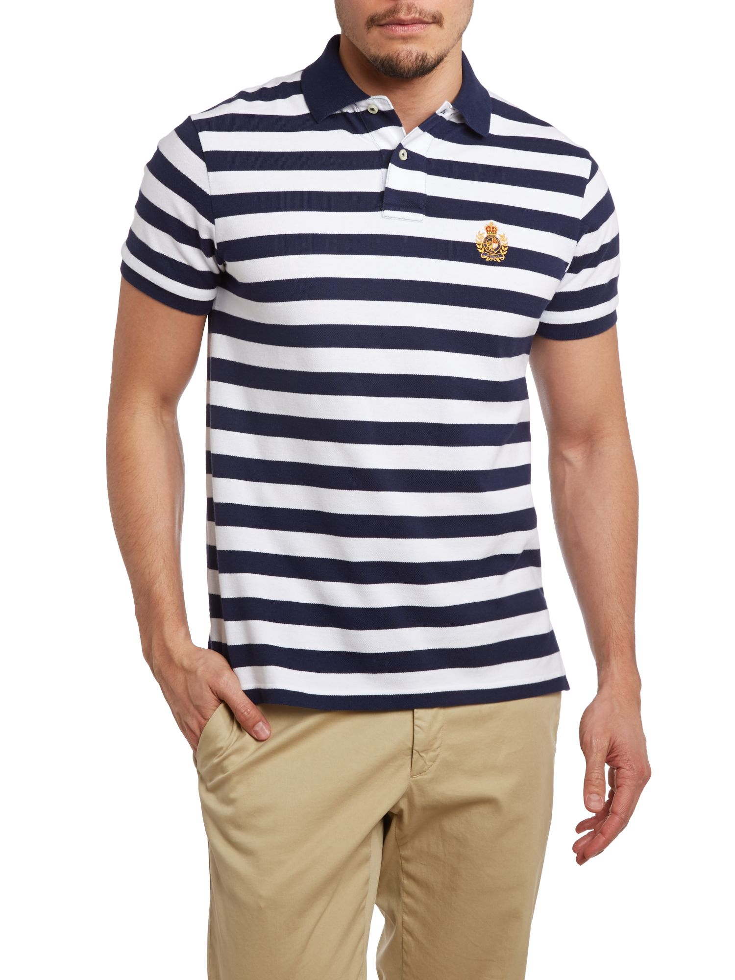 polo ralph lauren striped jersey t shirt ralph lauren polo t shirts male models picture. Black Bedroom Furniture Sets. Home Design Ideas