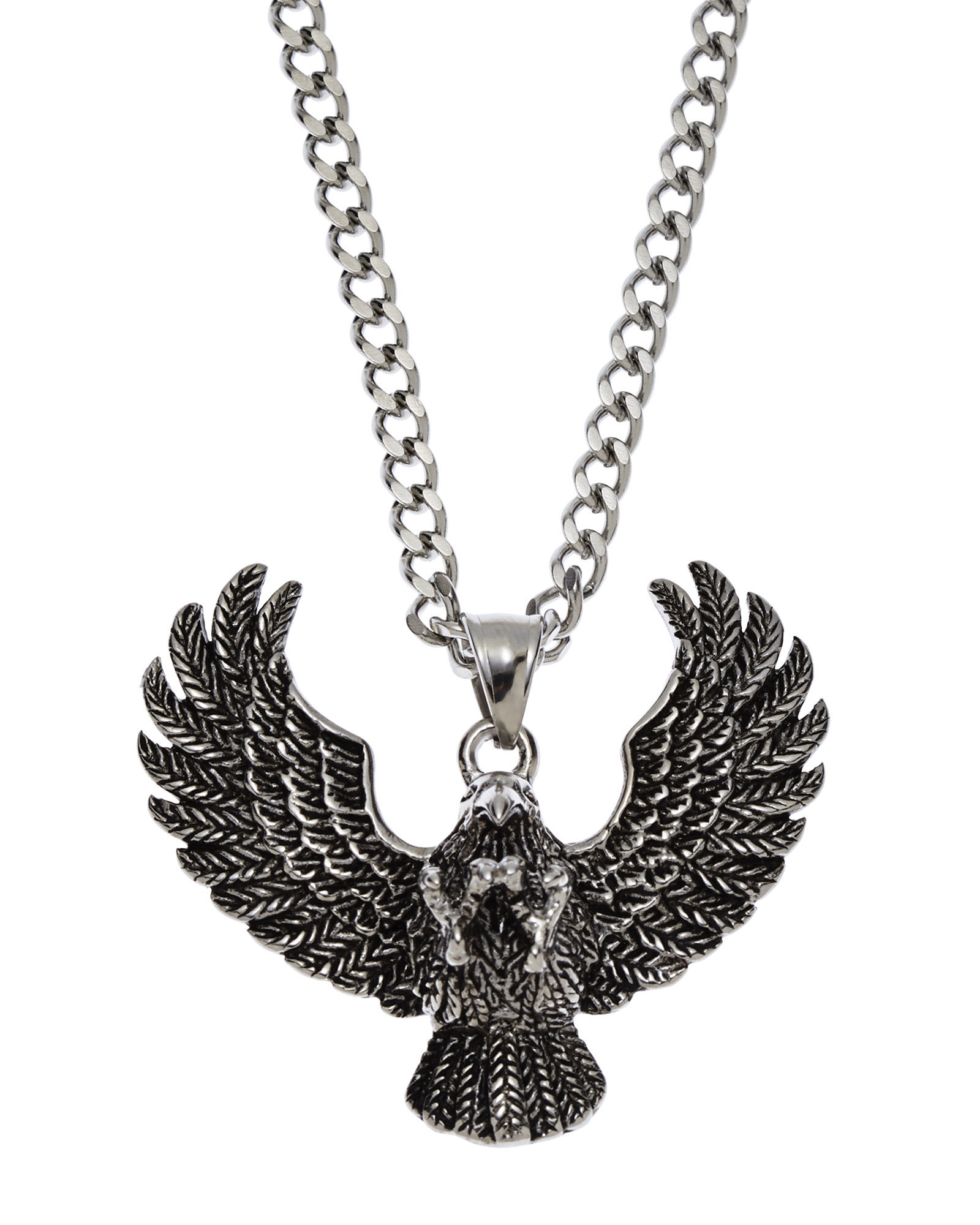 au eagle jewellery pendant from com gold c buy mens q fishpond online original
