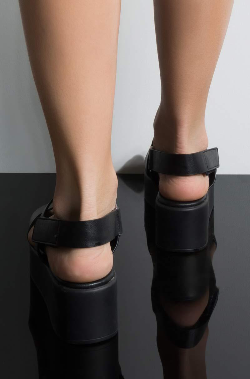 f3060b42814 ... Cher Is That You Platform Sandal - Lyst. View fullscreen