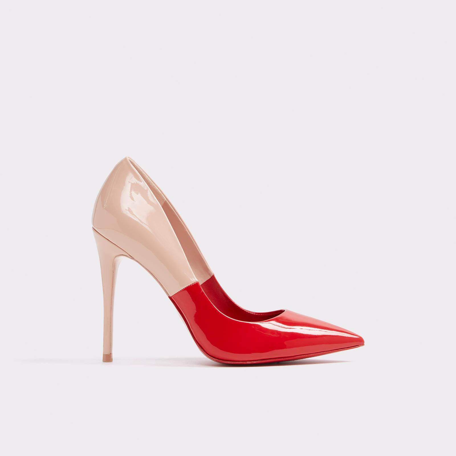 Nice Shoes For A Red Dress