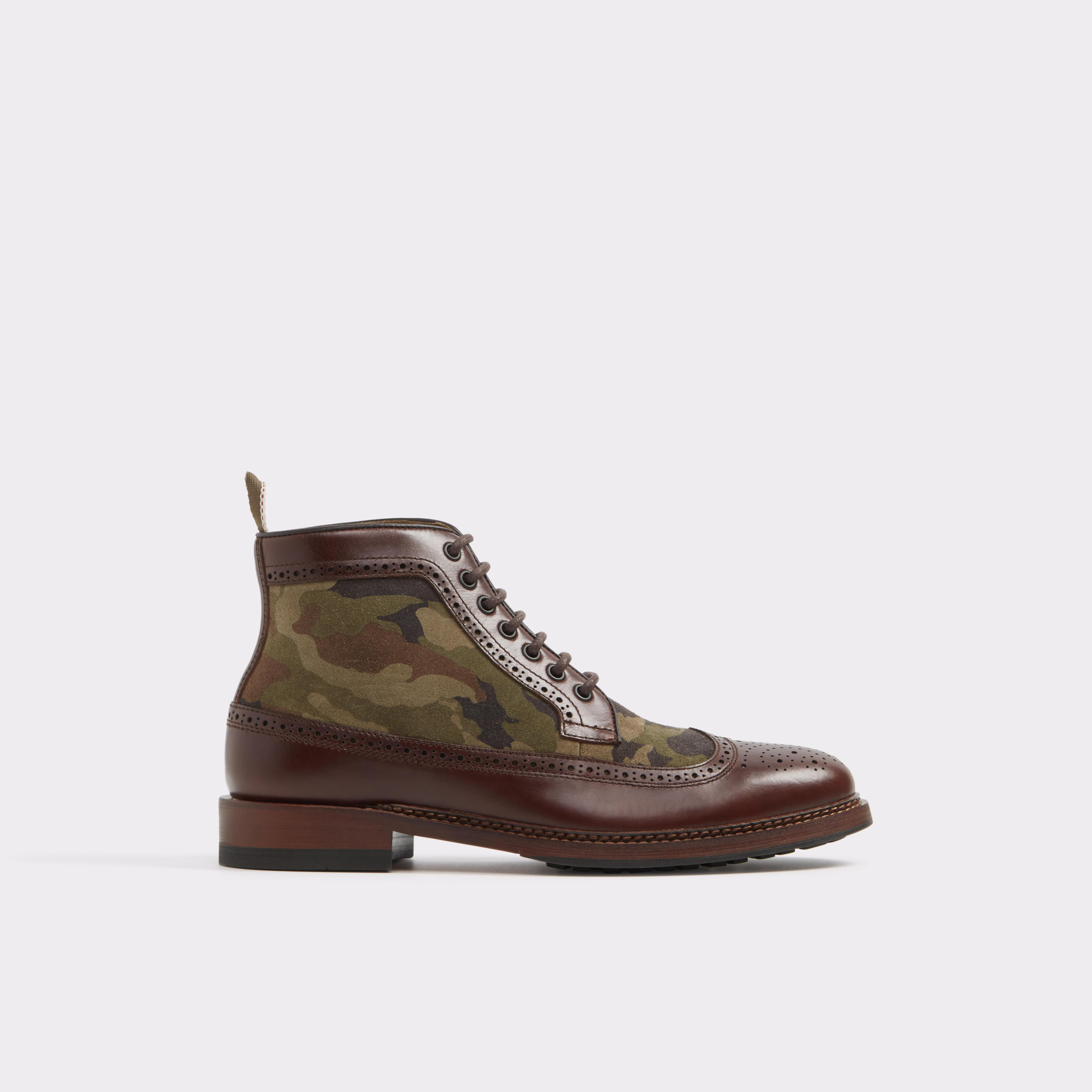 ALDO POIANA - Classic ankle boots - brown 8Aoi8UNL9V