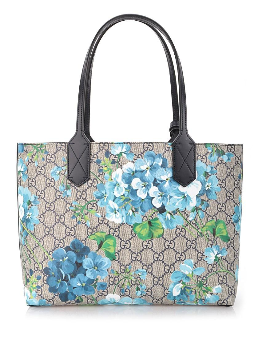 9cab1622cd7ce6 Gucci Blooms Reversible Small Tote Bag Size | Stanford Center for ...