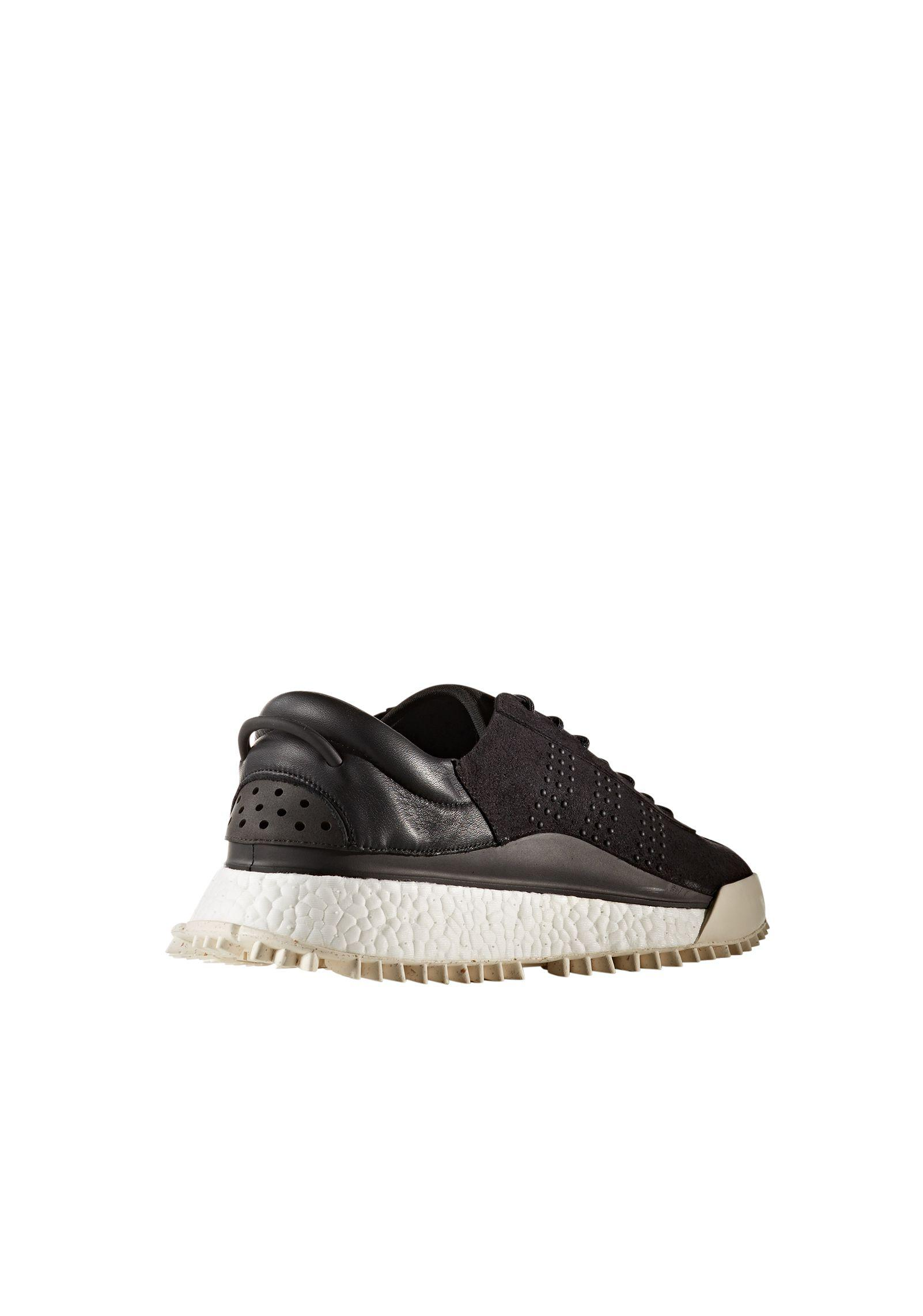 e207bbbdf4ab Alexander Wang Adidas Originals By Aw Hike Lo Shoes in Black for Men ...