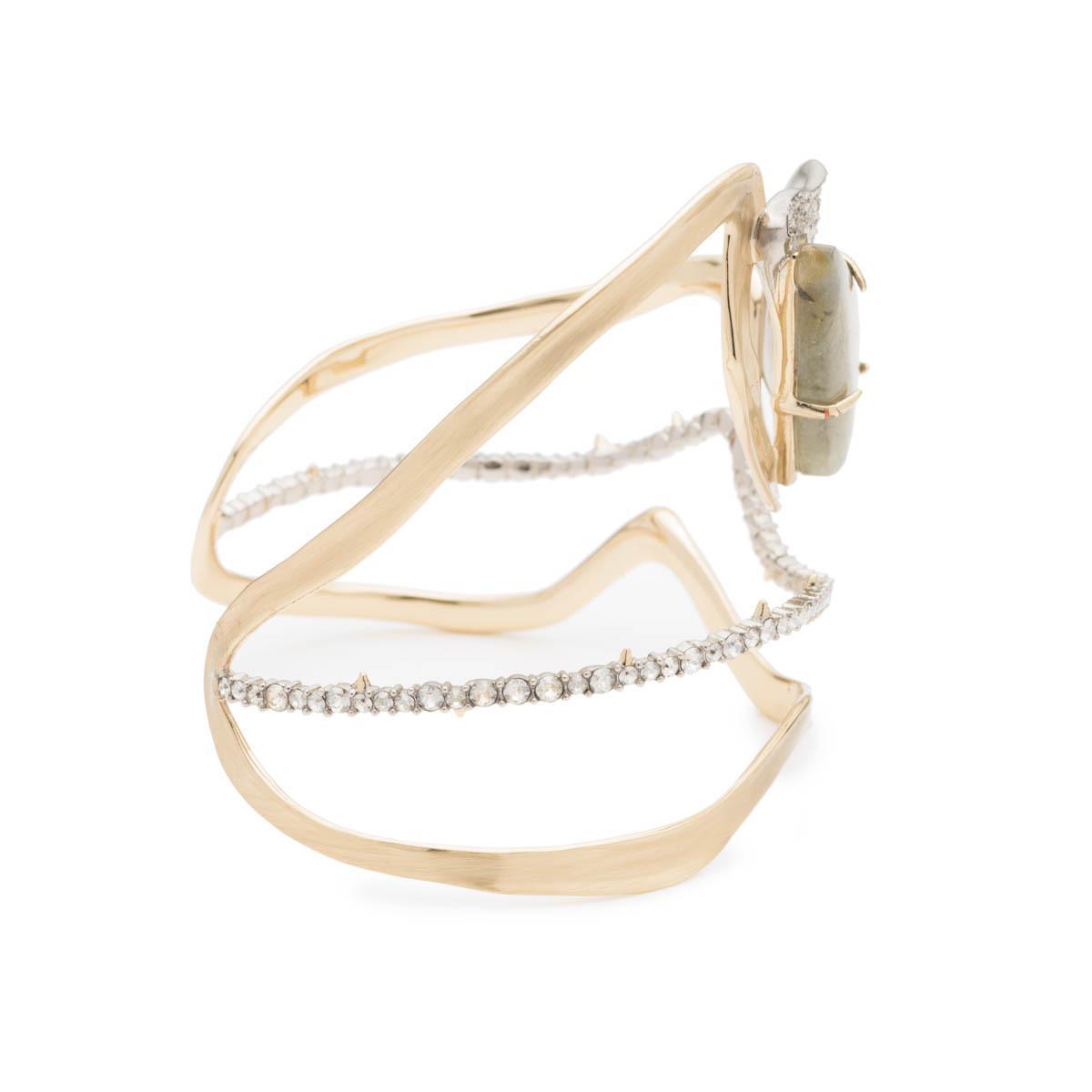 Alexis Bittar Freeform Roxbury Cuff Bracelet wxS3cB