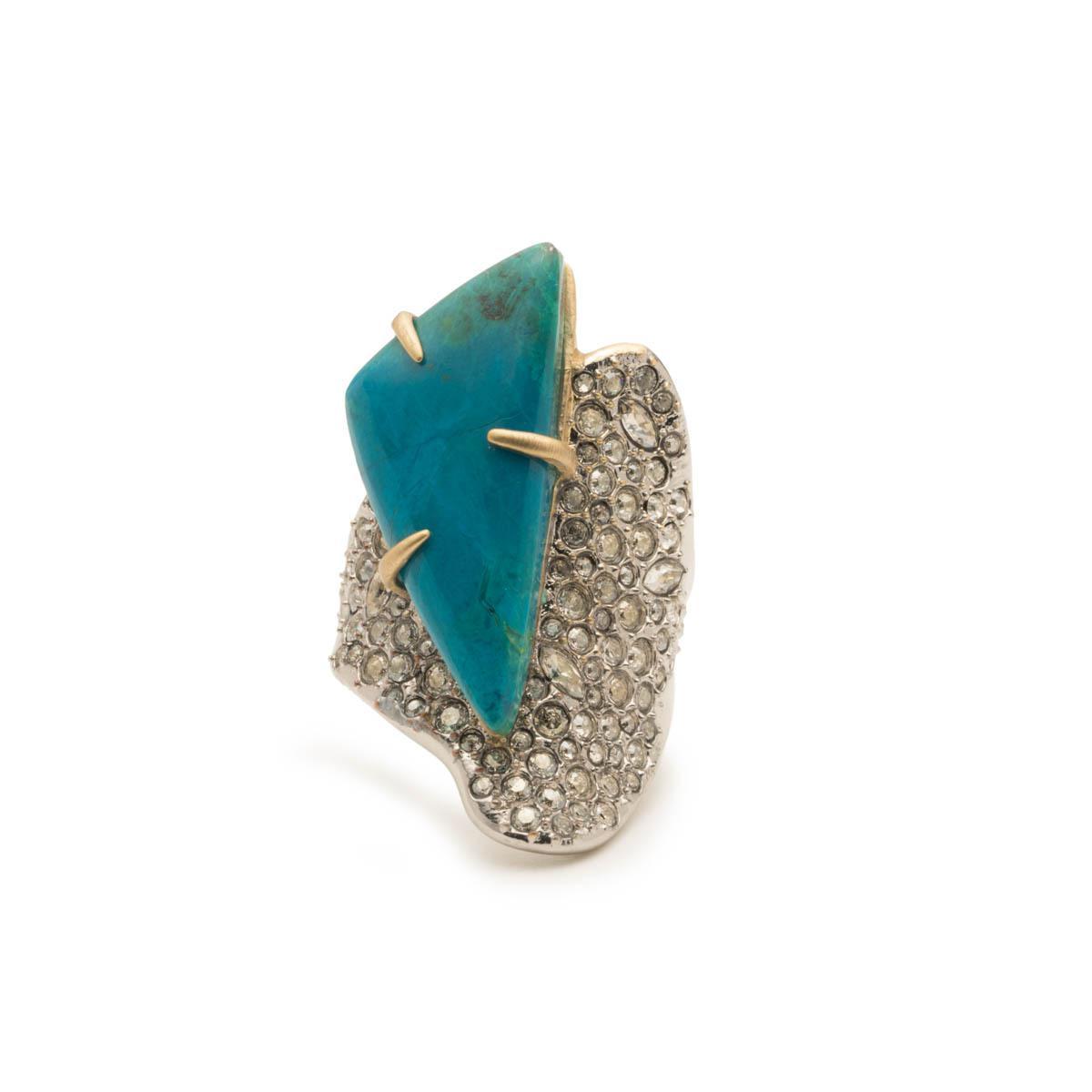 Alexis Bittar Roxbury Stone Ring VvZH9plJ