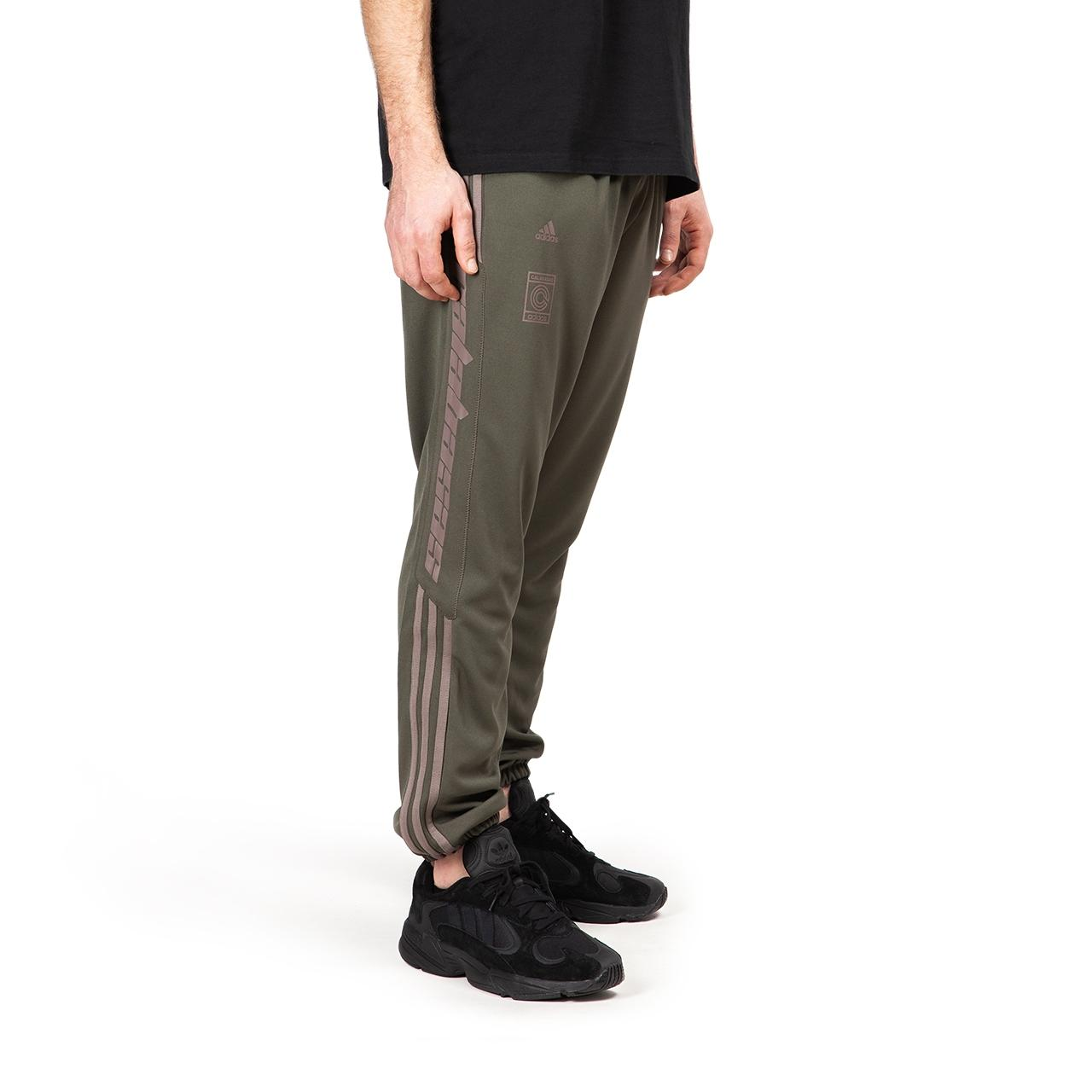 346029ea9 Adidas - Green Yeezy Calabasas Track Pant for Men - Lyst. View fullscreen