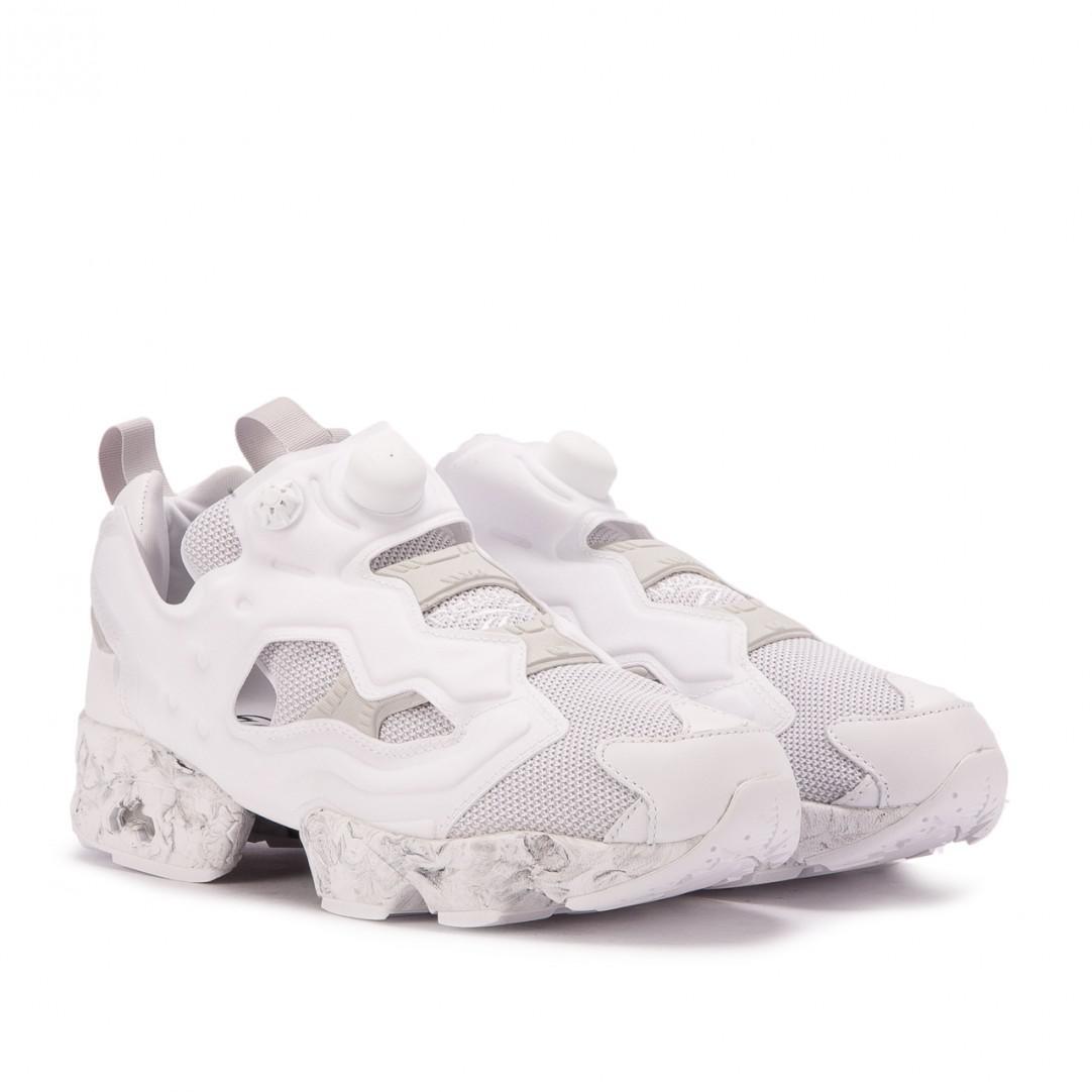 Lyst - Reebok Instapump Fury Achm in White for Men 133290cde