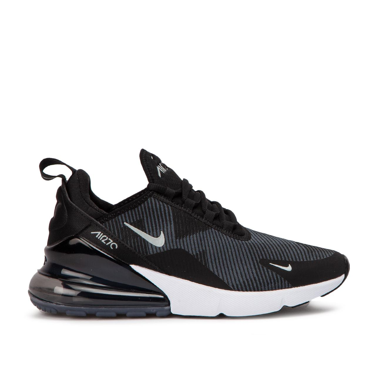 eaad87249665 Lyst - Nike Nike Air Max 270 Knit Jacquard Gs in Brown for Men