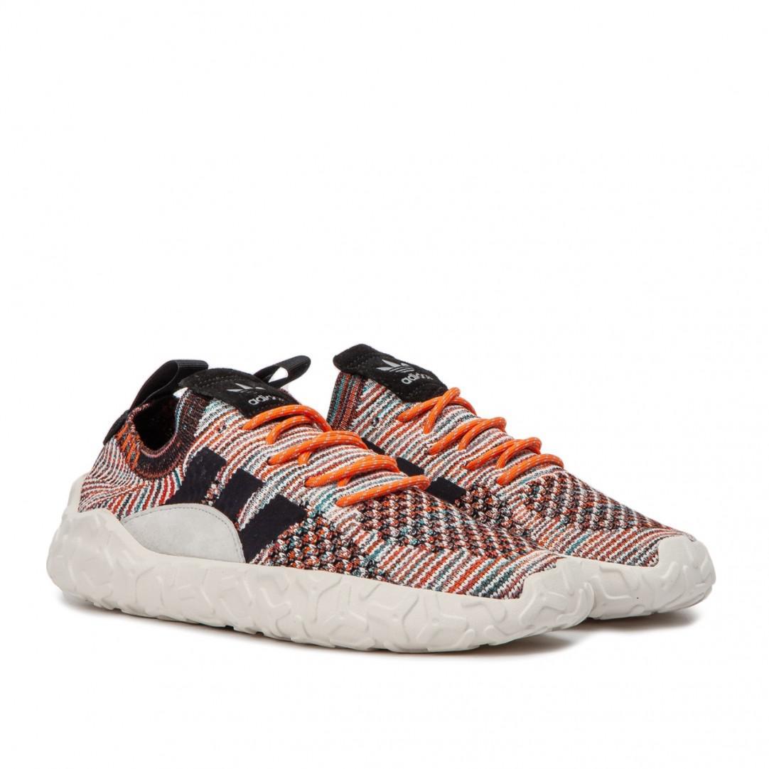 online retailer 8c5ce 7d396 adidas. Mens Orange Atric F22 Primeknit